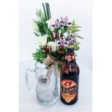 Arranjo Dama Biers com Copo